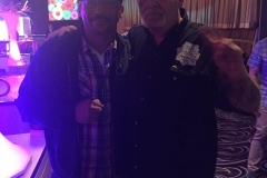 Cache Creek Casino Resort's private party for owner Paula Tacket with Comedian guest Key Lewis.