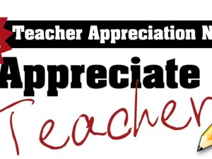 Teacher Appreciation Night