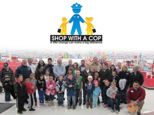 Shop with a Cop – Christmas Dinner and Fundraiser