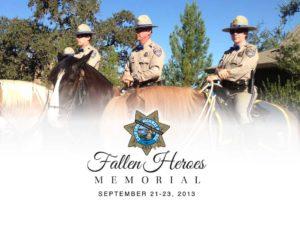 Fallen Heroes CHP Event