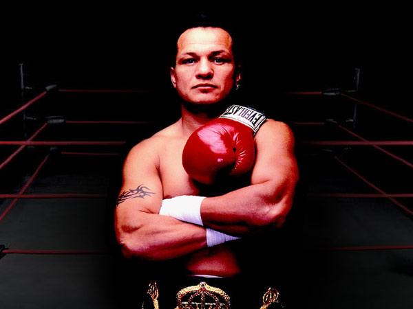 """Tony """"The Tiger"""" Lopez"""